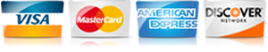 For AC in Livonia MI, we accept most major credit cards.